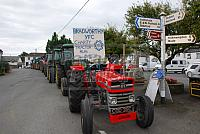 Bradworthy YFC Charity Tractor Run - Sunday 16th August 2015 - For Cancer Research UK - Another Well Organised Run.