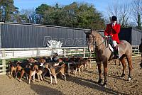 Stevenstone Hunt Meet -Jays Forge Thornbury (MIKE WARDS) Great Weather - Nice Meet- Saturday 24th Jan 2015.